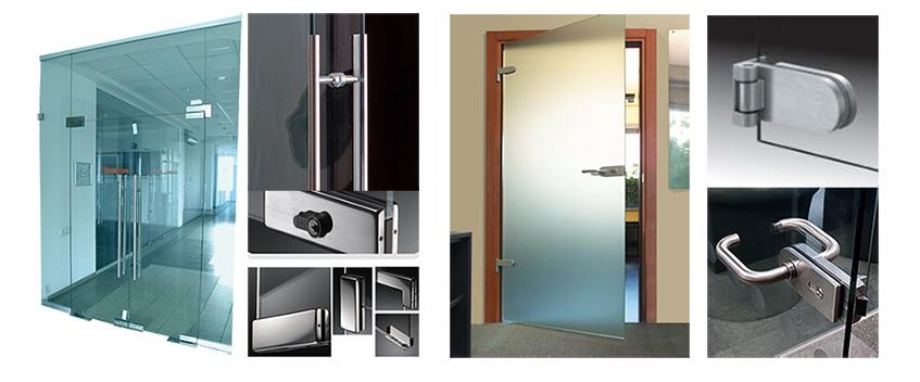 Casma Frameless Glass Door Systems