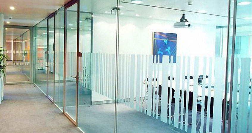 Laminated Safety Glass Laminated Glass Anti Bandit Glass